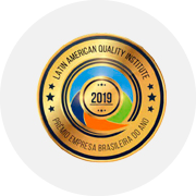 Prêmio Latin American Quality Institute 2019